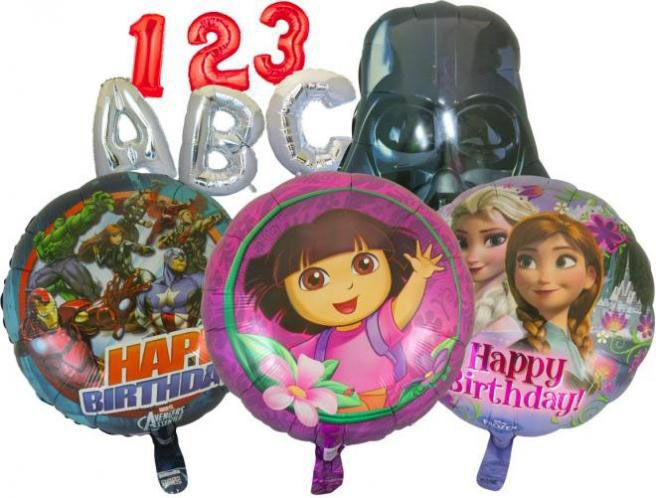 Buy Helium Quality Foil Balloons Online