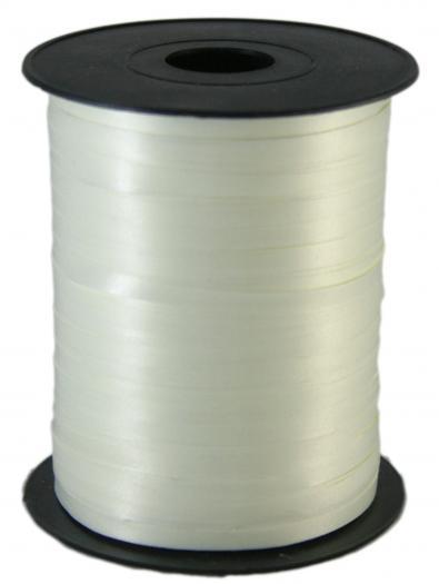 Curling Ribbon, 500yd Roll, White