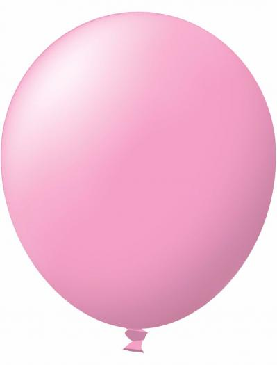 Unprinted Balloon -  Standard Pink (72cm, single pack)