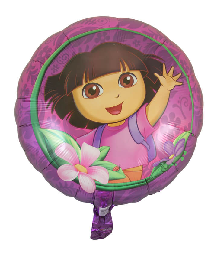 Dora The Explorer Foil Balloon (45cm)