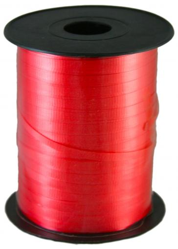 Curling Ribbon, 500yd Roll, Red
