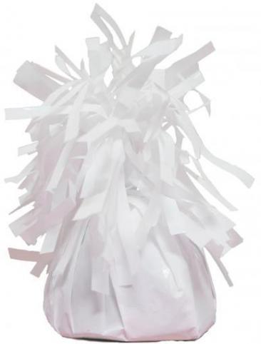 Balloon Weights, White pk 6
