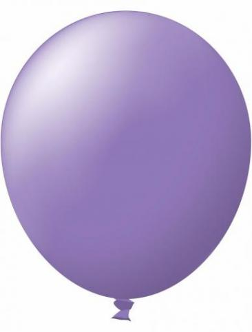 Unprinted Balloon -  Standard Lavender (72cm, single pack)