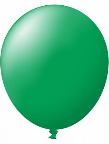 Unprinted Balloon -  Standard Green (72cm, single pack)